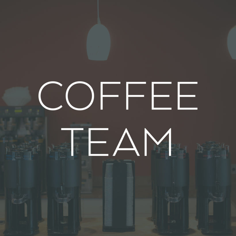 Coffee Team