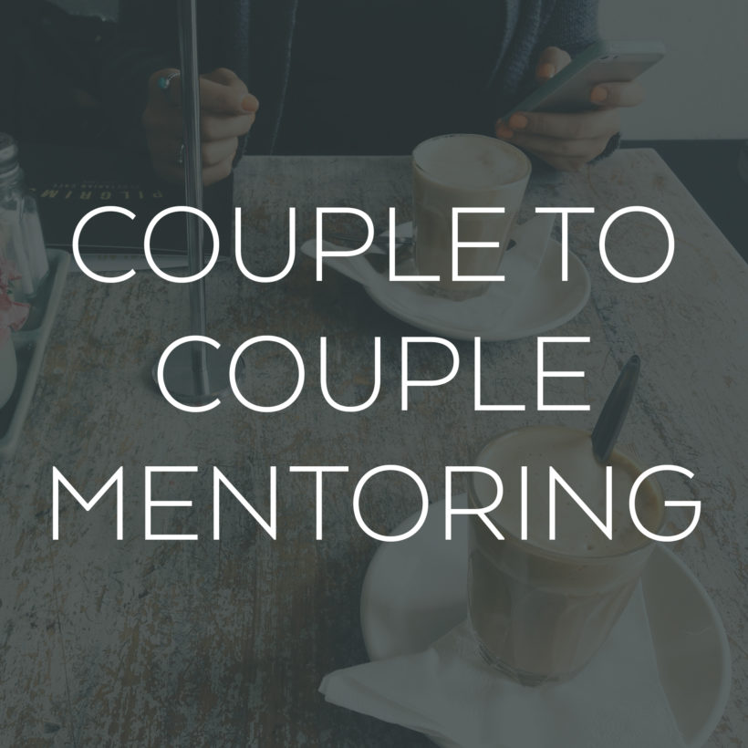 Couple To Couple Mentoring