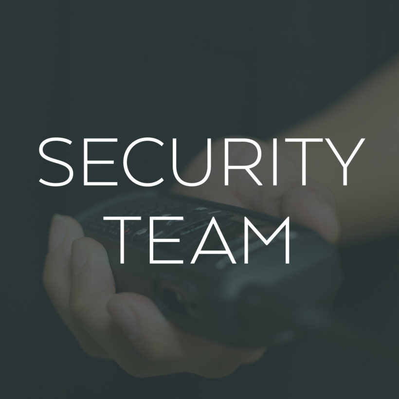 Security Team