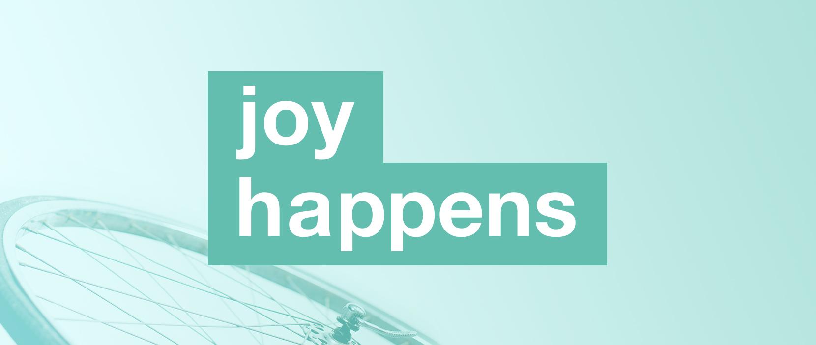 Joy Happens